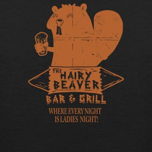 The Hairy Beaver Bar - Men's Premium Tank