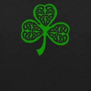 Celtic Shamrock - Men's Premium Tank