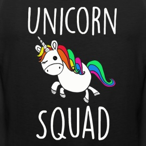 Unicorn Squad Cute Funny Unicorn - Men's Premium Tank