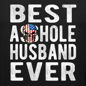 Best Asshole Husband Ever - Men's Premium Tank