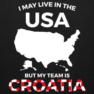 Living in US Team Croatia