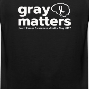 Brain Tumor Awareness - Men's Premium Tank