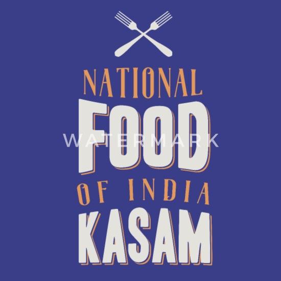 National Food Of India Kasam Men's Premium Tank Top