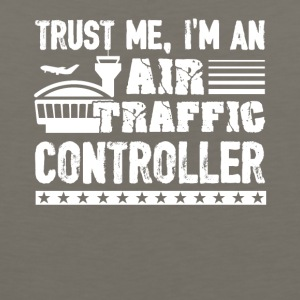 Air Traffic Controller Shirt - Men's Premium Tank
