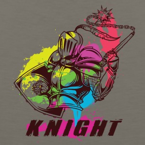 cOLORFUL KNIGHT - Men's Premium Tank