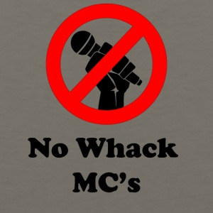 No Whack MC's - Men's Premium Tank