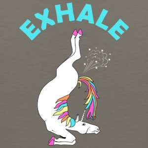 exhale - Men's Premium Tank