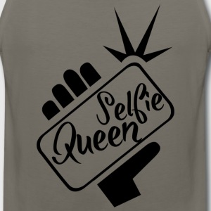 Selfie_Queen - Men's Premium Tank