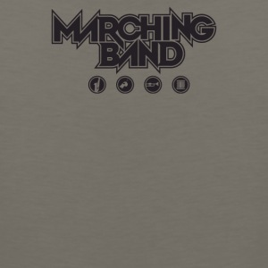Marching Band - Men's Premium Tank