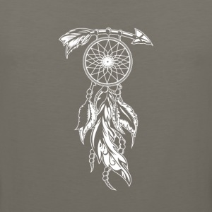 Dream Catcher - Graphic T-shirt and Collections - Men's Premium Tank