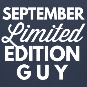 September Limited Edition Guy - Men's Premium Tank