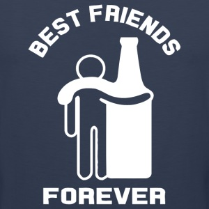 Beer best friends forever - Men's Premium Tank