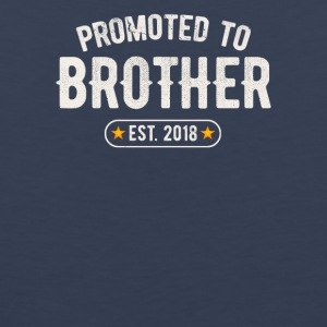 Promoted To Brother 2018 - Men's Premium Tank