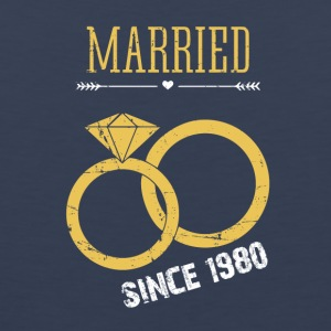 Married since 1980 - Men's Premium Tank