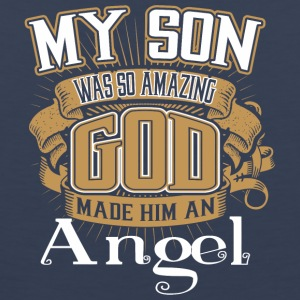 My Son Was So Amazing God Made Him An Angel - Men's Premium Tank