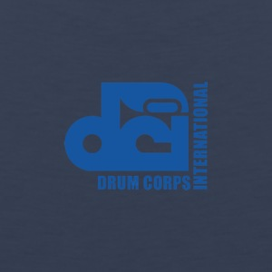 Drum Corps International T-Shirt - Men's Premium Tank