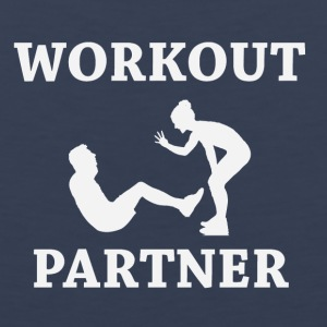 Workout Partner - Men's Premium Tank