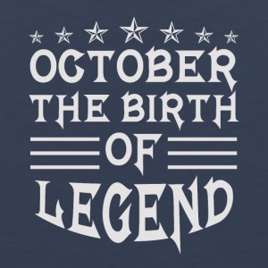 The Birth of Legend - Men's Premium Tank