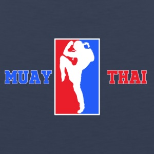 Muay_Thai_05 - Men's Premium Tank