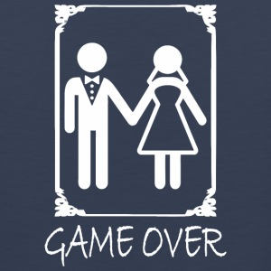 Game Over Gamer - Men's Premium Tank