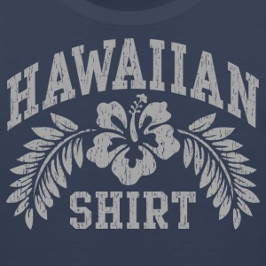 Hawaiian Shirt - Men's Premium Tank