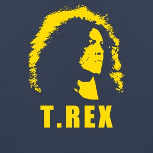 T Rex Mark Bolan Glam Rock Legend - Men's Premium Tank