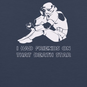 Sad Trooper - Men's Premium Tank
