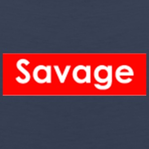 Savage / Supreme tshirt. - Men's Premium Tank