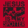 Jesus Is My Spotter - Men's Premium Tank