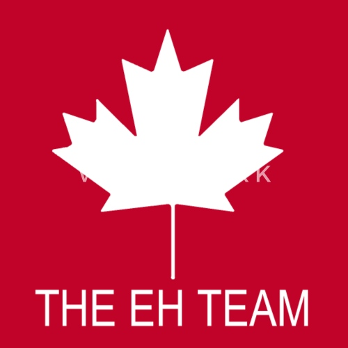 b97409ac873cdc Canadian Tank Tops - THE EH TEAM - Men s Premium Tank Top red. Do you want  to edit the design
