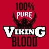 100% pure viking blood - Men's Premium Tank