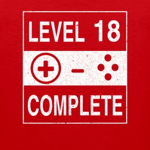 Level 18 Complete - Men's Premium Tank