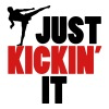 Martial Arts: just kickin' it - Women's Premium Tank Top