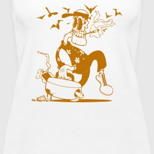Fear N Loathing In This Foul Year Of Our Lord 1925 - Women's Premium Tank Top