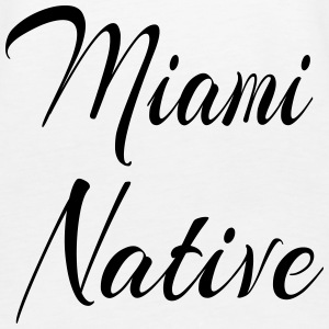 Miami Native - Women's Premium Tank Top