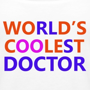 doctor designs - Women's Premium Tank Top