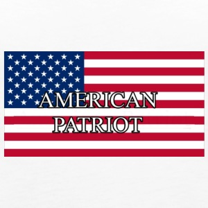 American Patriot - Women's Premium Tank Top