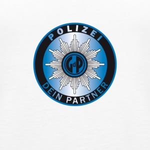 polizei symbol partner - Women's Premium Tank Top