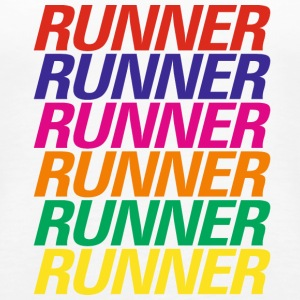 Runner T-Shirt - Women's Premium Tank Top
