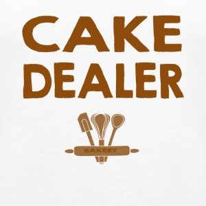CAKE DEALER - Women's Premium Tank Top
