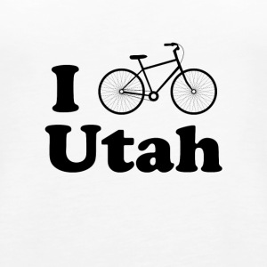 utah biking - Women's Premium Tank Top