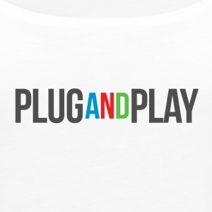 plug and play - Women's Premium Tank Top