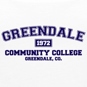 Greendale Community College - Women's Premium Tank Top