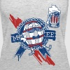 RETRO MILWAUKEE BARREL MAN - Women's Premium Tank Top
