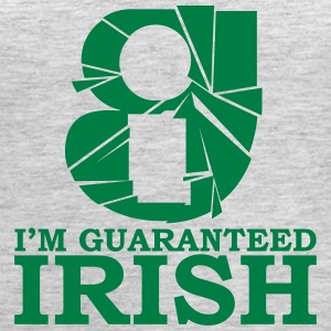 I'm Guarteed Irish - Women's Premium Tank Top