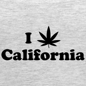 california weed - Women's Premium Tank Top