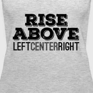 Rise Above - Women's Premium Tank Top