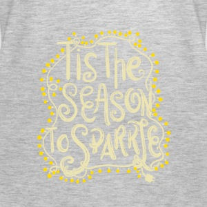 Tis the Season to Sparkle Christmas - Women's Premium Tank Top