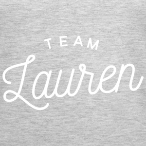 Team Lauren - Women's Premium Tank Top
