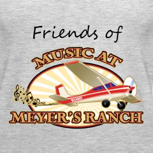 Friends of Music At Meyer's Ranch - Women's Premium Tank Top